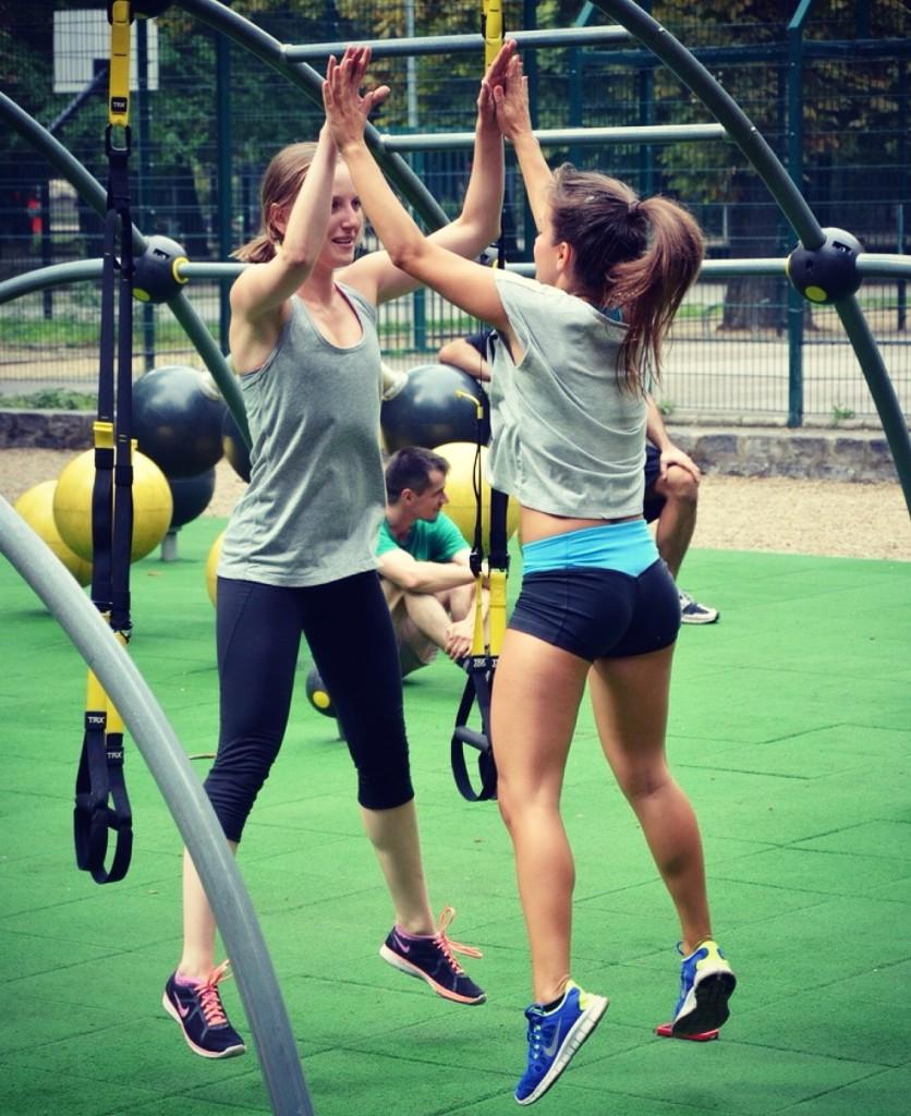 Páros edzés